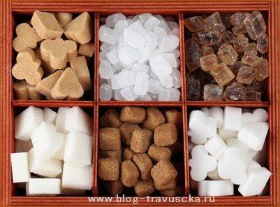 Сахар или сахарозаменители? Часть - вторая