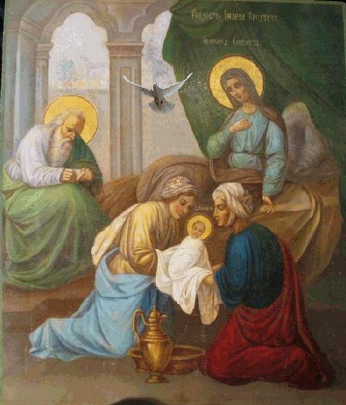 Захарий и Елизавета