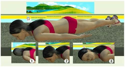 Упражнения 6 для шеи