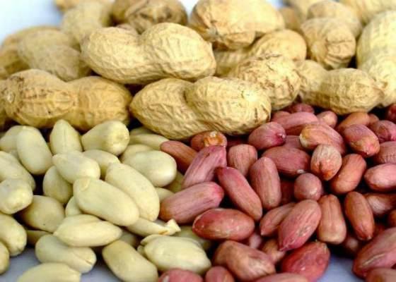 Как употребляют арахис