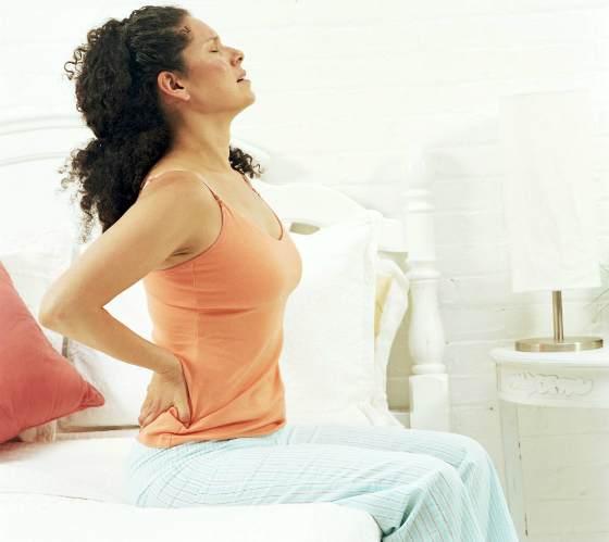 Почему болят мышцы спины после сна