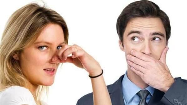 как убрать неприятный запах изо рта ютуб