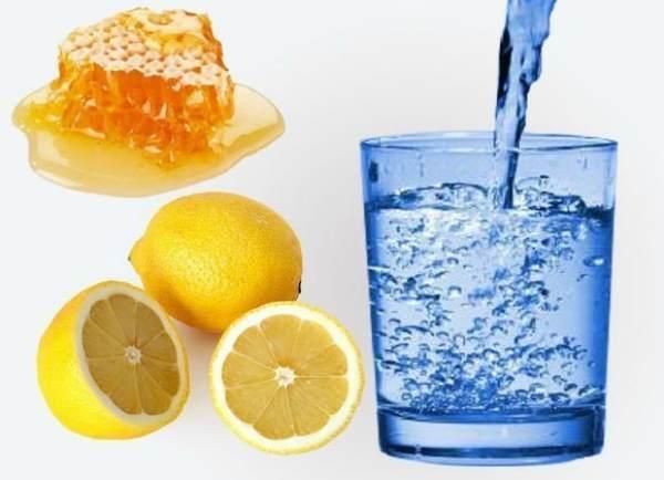 рецепт приготовления лечебной медовой воды