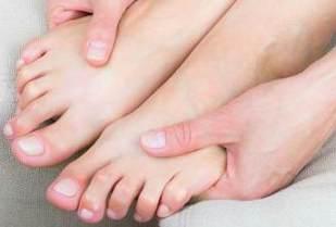Заболевания ступней