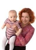женщина и дети