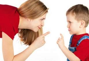Воспитание матерью сына