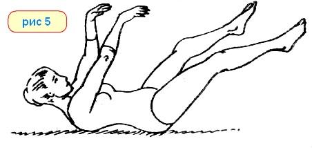 Массаж спины 3