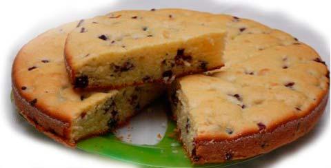 пирог из черноплодной рябины