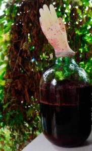 вино из черноплодки
