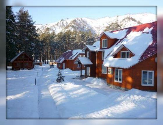 где провести новый год на Алтае