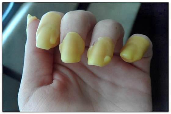 Воск для укрепления ногтей