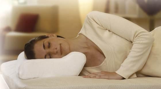 Подушка ортопедическая для шейного отдела позвоночника