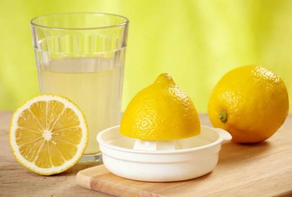 Сода с лимонным соком как это действует на организм